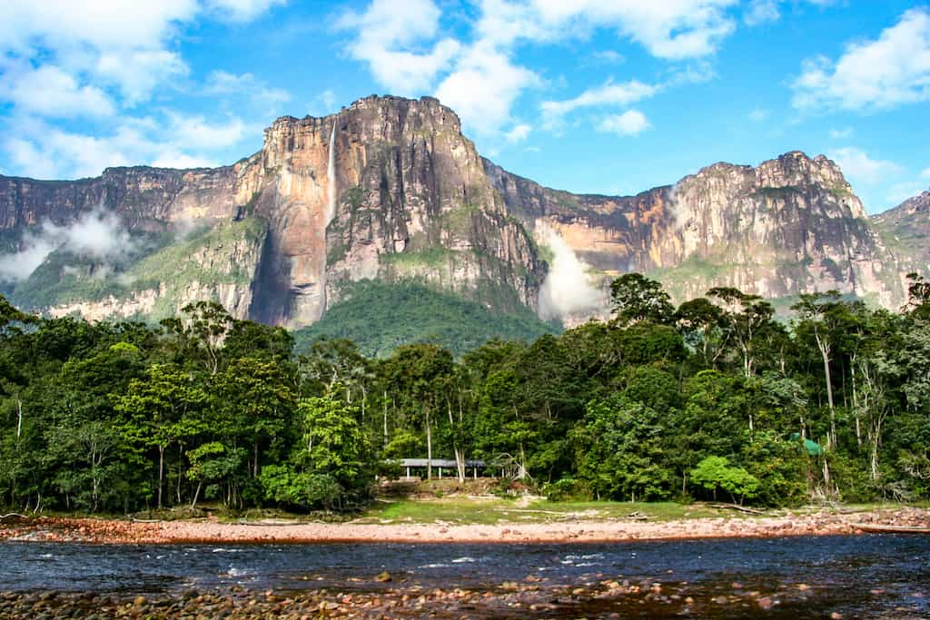 Canaima National Park South America