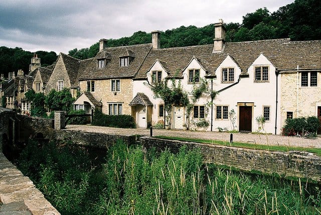 Castle Combe - 10 of the prettiest English villages on GlobalGrasshopper.com