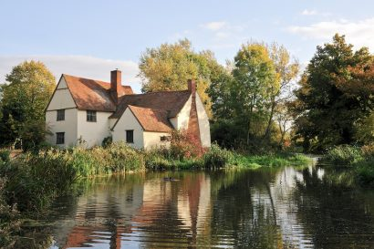 The most beautiful place to visit in Suffolk