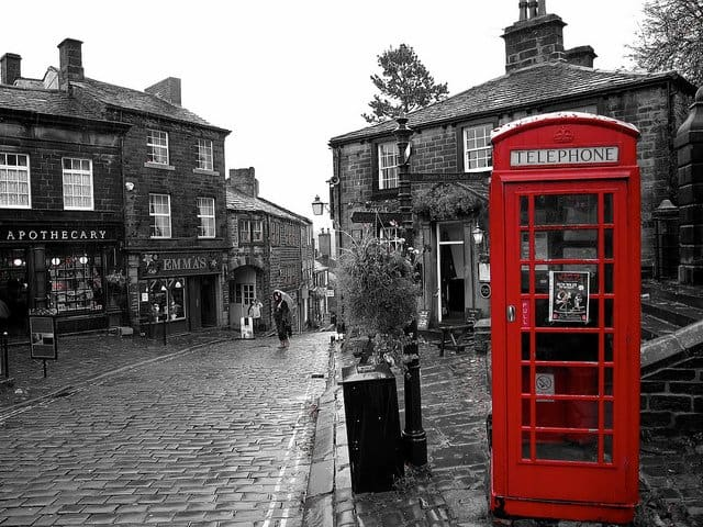 Haworth - 10 of the prettiest English villages on GlobalGrasshopper.com