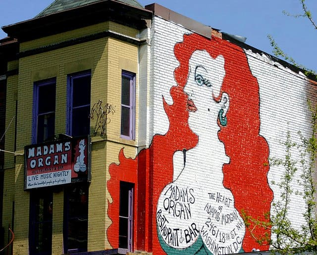 Madam's Organ Washington - where to party in the USA for your 21st birthday