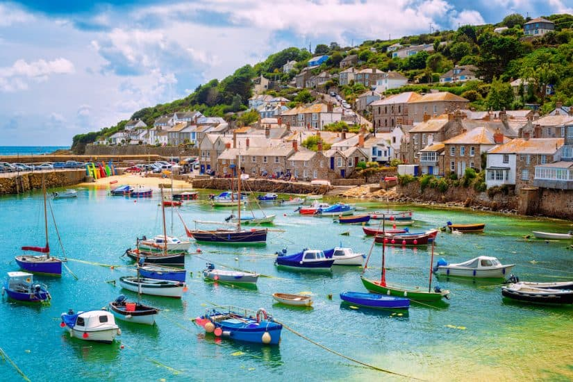 The most beautiful and unspoilt places to visit in Cornwall