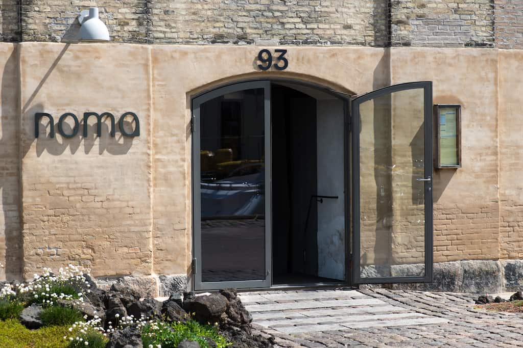 Noma restaurant Copenhagen