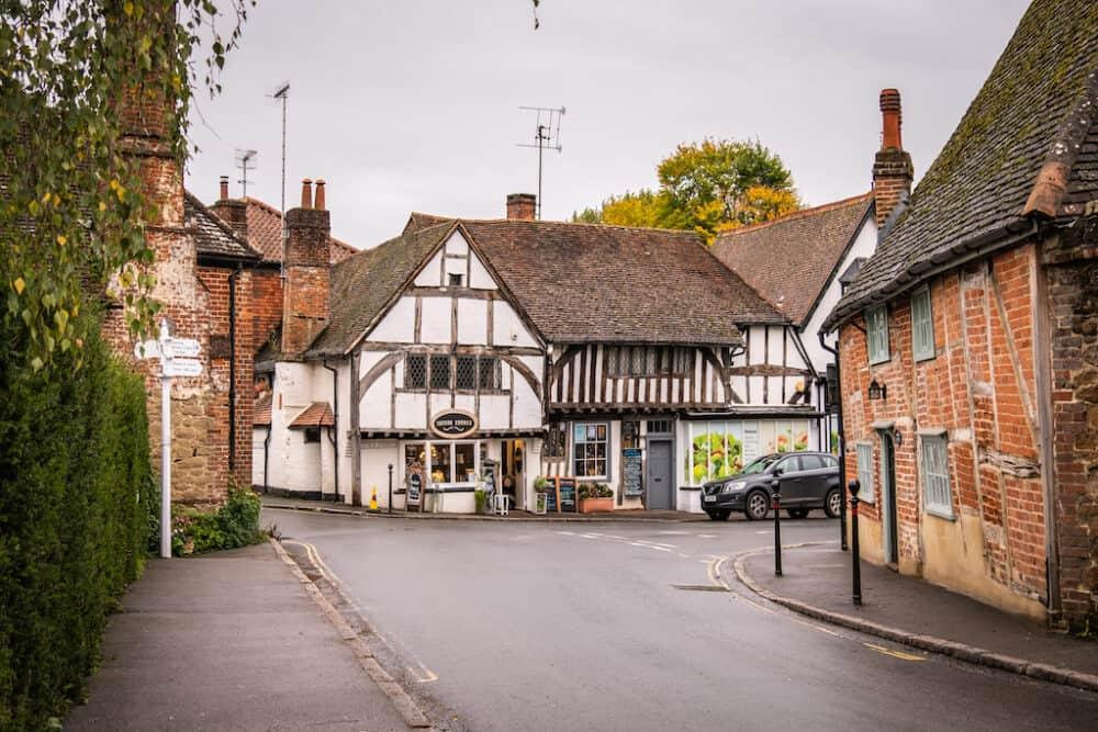Shere Village Surrey
