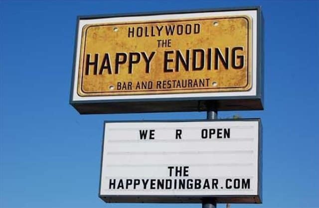 The Happy Ending Los Angeles - where to party in the USA for your 21st birthday