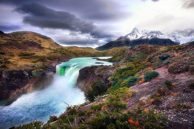 Torres del Paine National Park - beautiful places to visit in South America