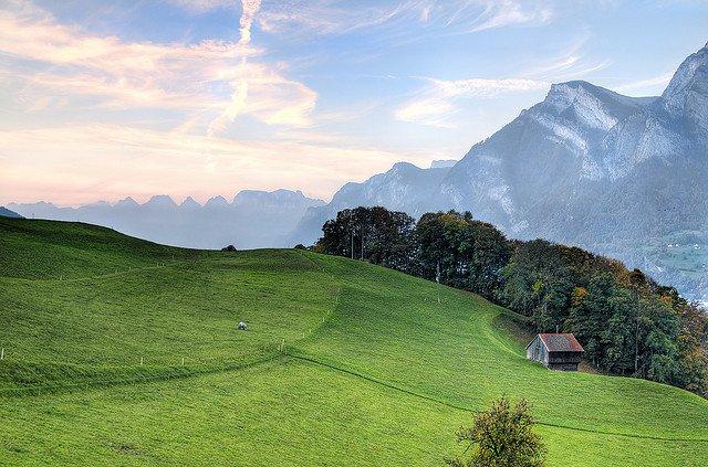 Alps View on GlobalGrasshopper.com