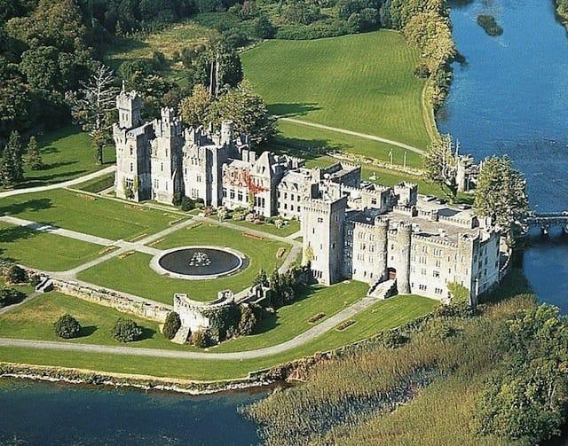 Ashford Castle Hotel - best castle hotels on GlobalGrasshopper.com