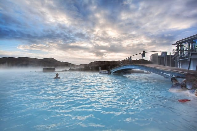 Blue Lagoon - spring and spa breaks