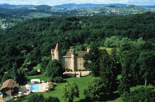 Chateau De Codignat - best castle hotels on GlobalGrasshopper.com