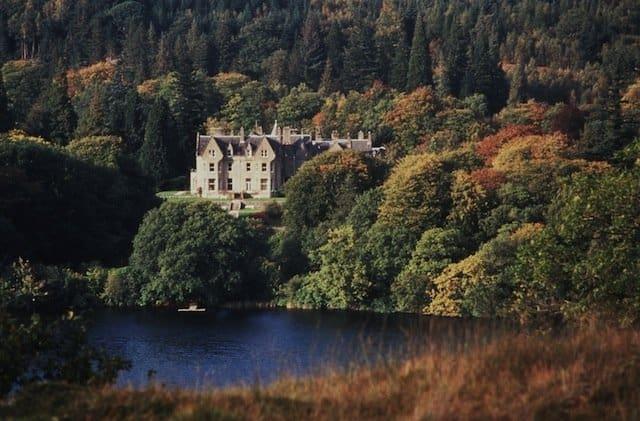 Glengarry Castle Hotel - best castle hotels on GlobalGrasshopper.com