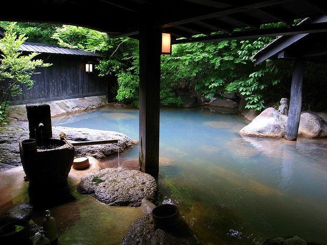 10 of the best hot spring spa resorts around the world Global Grasshopper