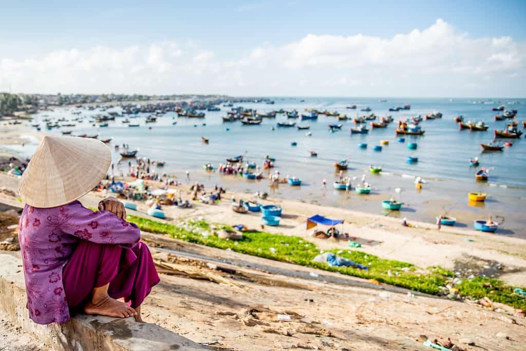 Mui Ne Vietnam - tourist trap