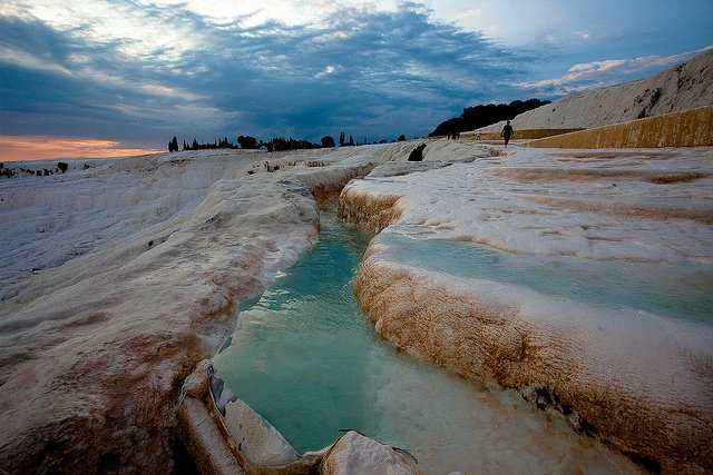Pamukkale - places to visit in Turkey on GlobalGrasshopper.com