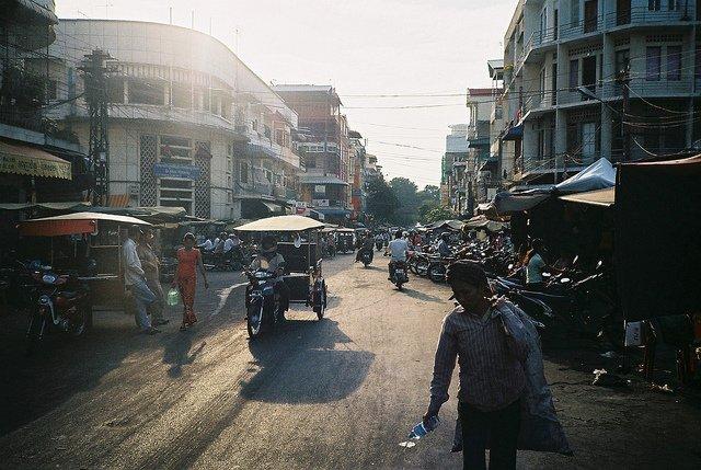 Phnom Penh - tourist traps on GlobalGrasshopper.com