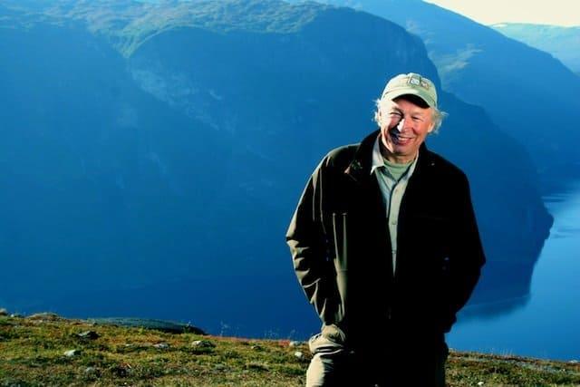 Richard Bangs Interview on GlobalGrasshopper.com