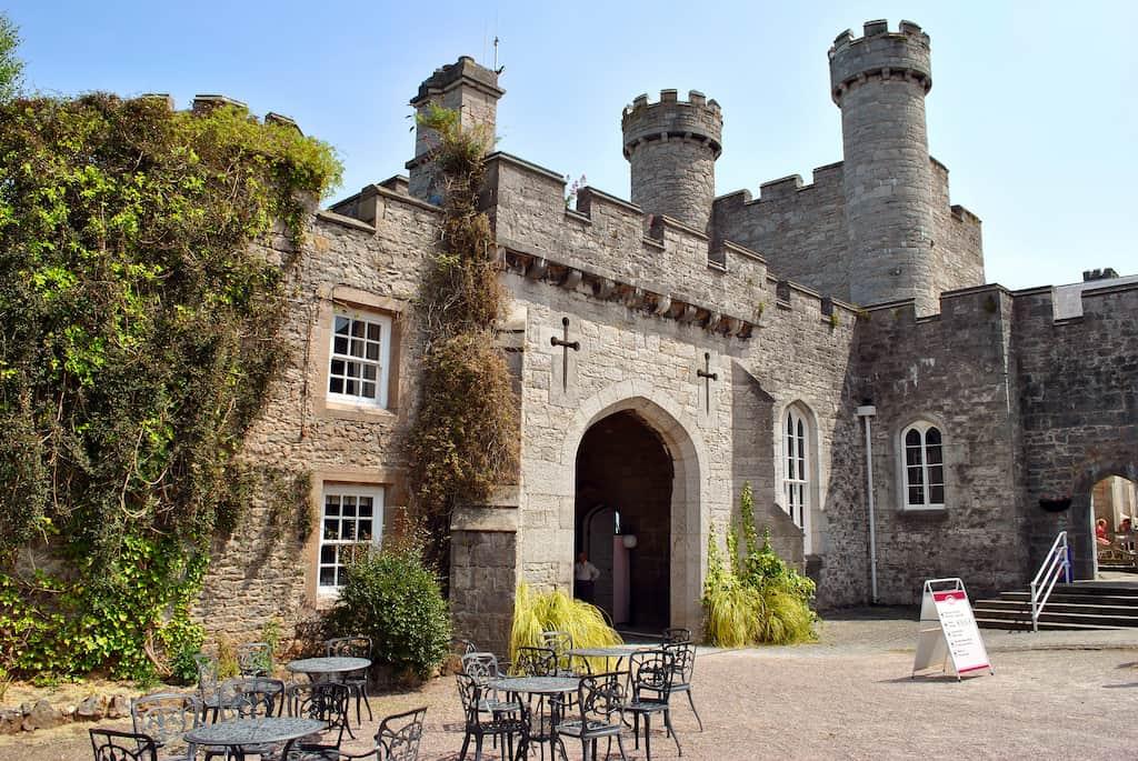 Ruthin Castle Europe