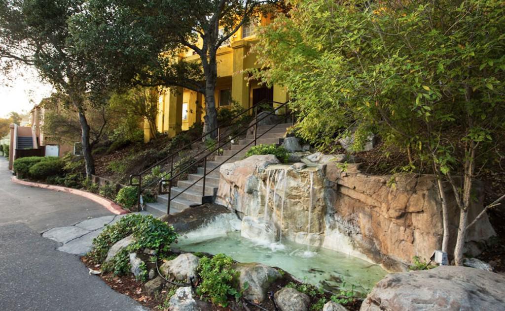 Sycamore Springs Resort California