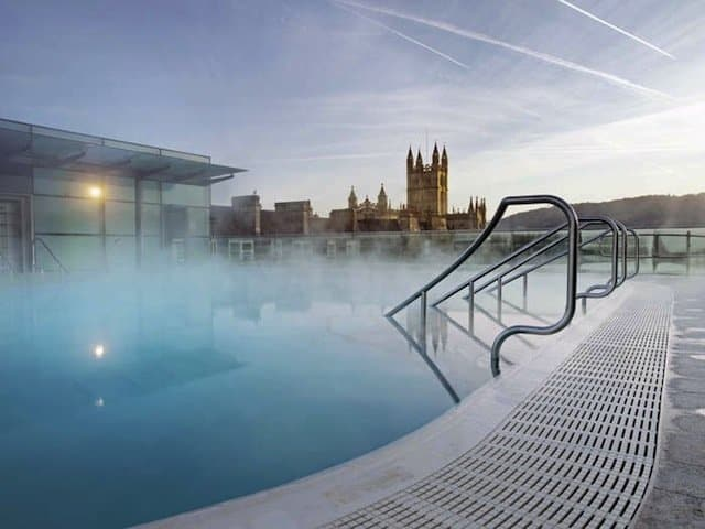 Thermae Bath Spa - spring and spa breaks on GlobalGrasshopper.com