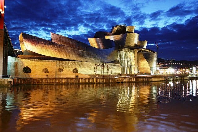 Bilbao - 10 of the most beautiful cities in Spain