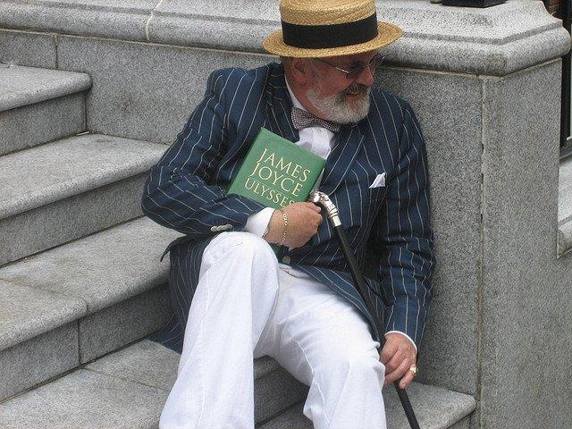 Bloomsday Festival Dublin - Literary Trail on GlobalGrasshopper.com