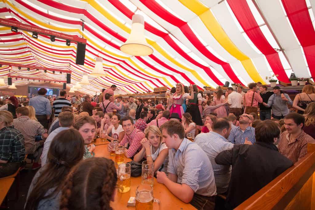 Cannstatter Volksfest Germany