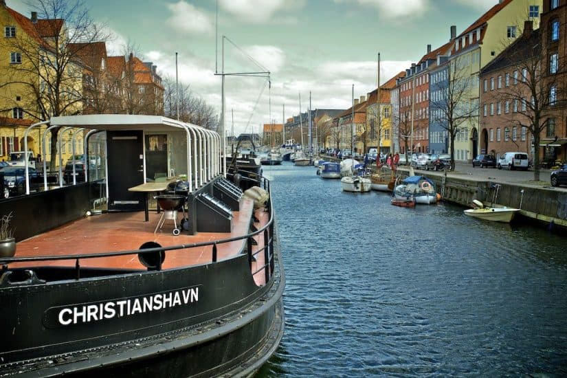 Christianshavn, Copenhagen on GlobalGrasshopper.com