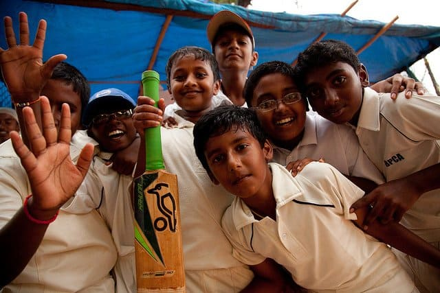 Coaching cricket - Volunteering Abroad on GlobalGrasshopper.com
