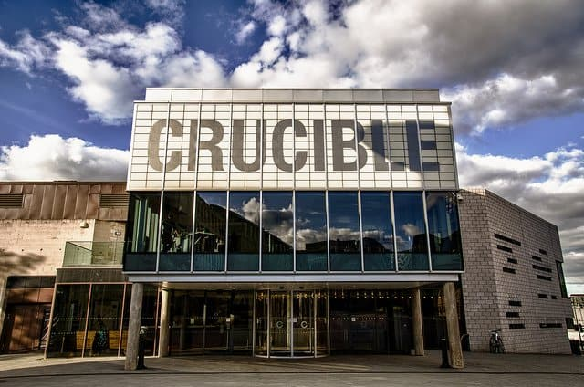 Crucible Theatre Sheffield - things to do in Northern England on GlobalGrasshopper.com