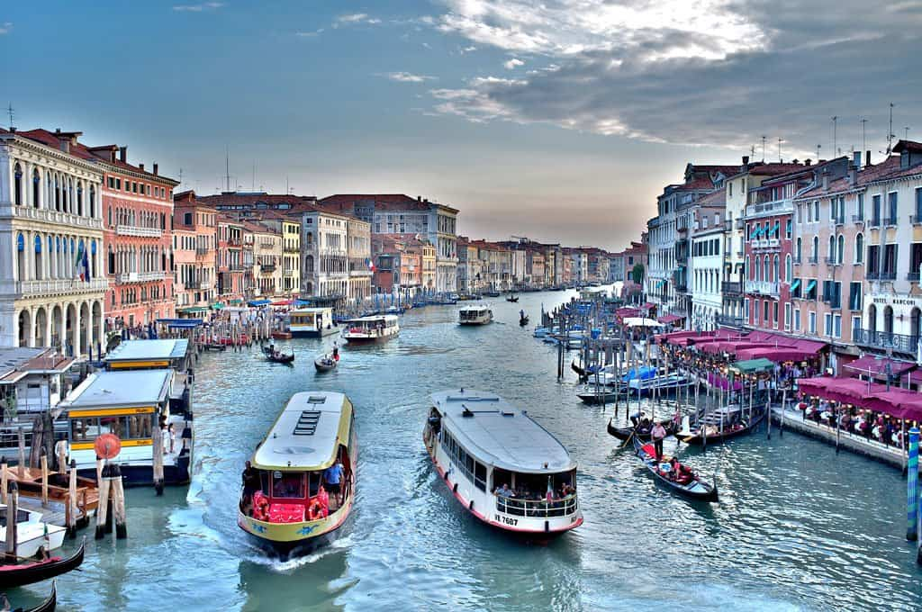 Venice in Big Pictures on GlobalGrasshopper.com