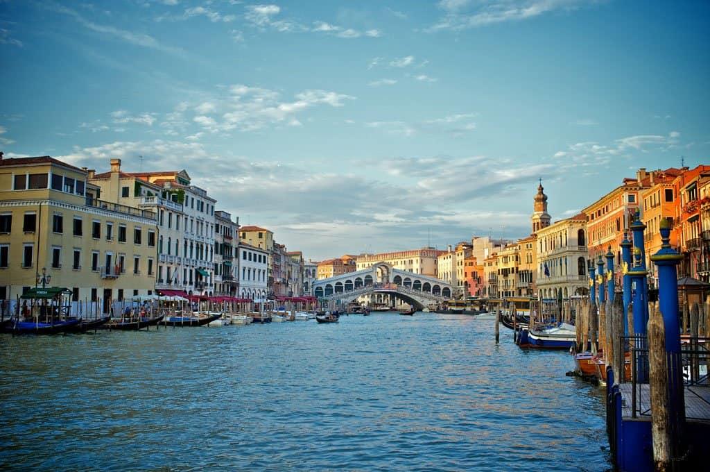 Grand Canal Venice on GlobalGrasshopper.com