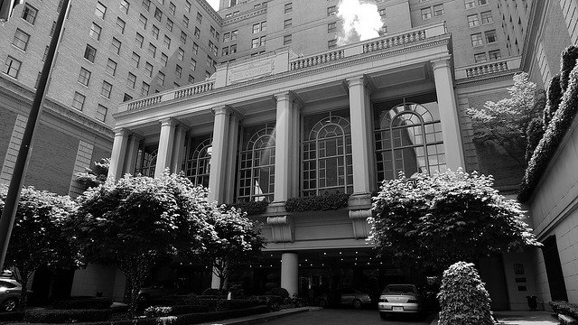 Fairmont Olympic Hotel - Fifty Shades of Grey on GlobalGrasshopper.com