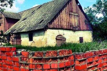 Farmhouse Latvia
