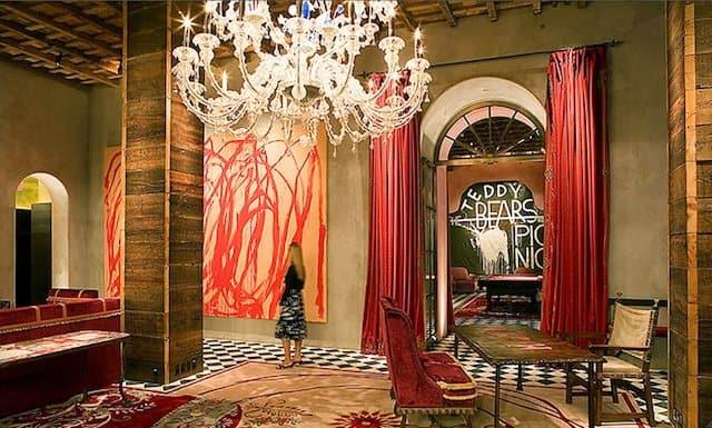 Gramacy Park Hotel New York - unusual hotel lobbies on GlobalGrasshopper.com