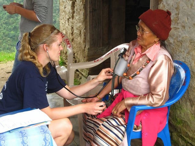 Helping Sick People traveling - Volunteering Abroad on GlobalGrasshopper.com