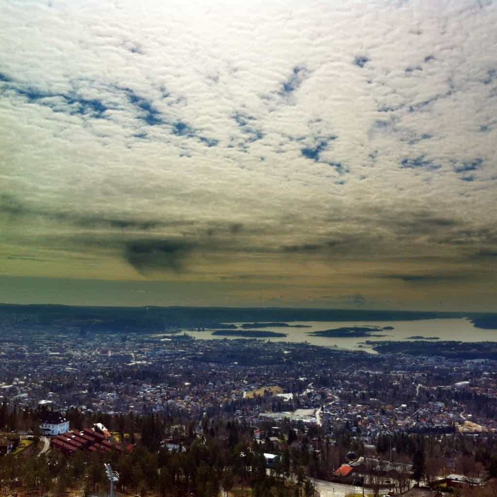 Holmenkollen Oslo - things to do in Oslo Norway on GlobalGrasshopper.com