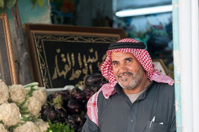 Jordanian-Fruit-Vendor