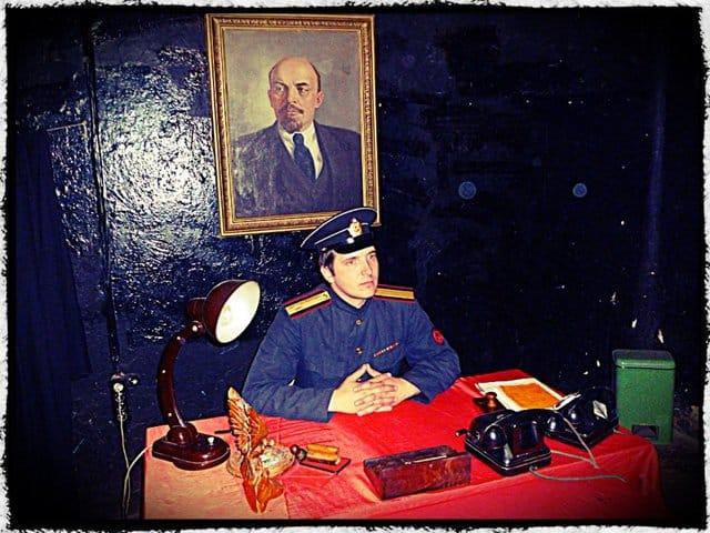 Karosta Guard, Karosta Prison, Latvia on GlobalGrasshopper.com