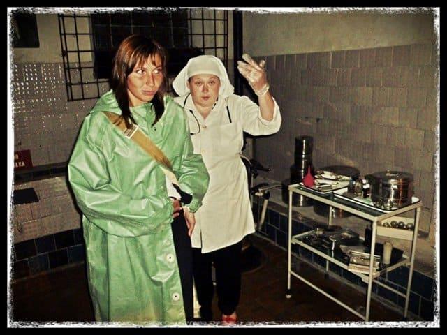 Karosta Matron, Karosta Prison, Latvia on GlobalGrasshopper.com