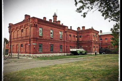 Karosta Prison , Latvia