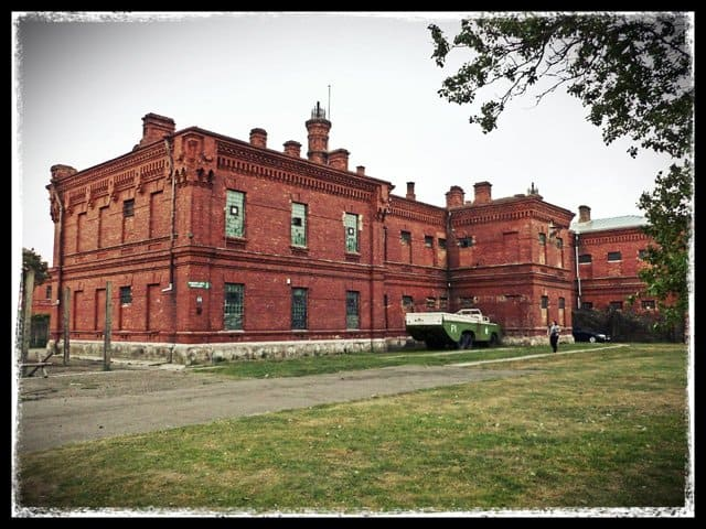 Karosta Prison - the world's most unusual hotel? Global Grasshopper