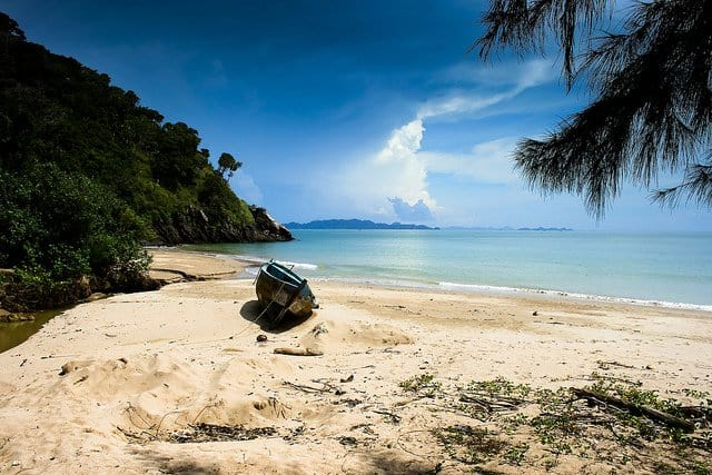 Koh Lanta - most beautiful islands in Thailand on GlobalGrasshopper.com