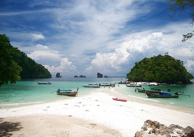 Koh Tup - most beautiful islands in Thailand on GlobalGrasshopper.com