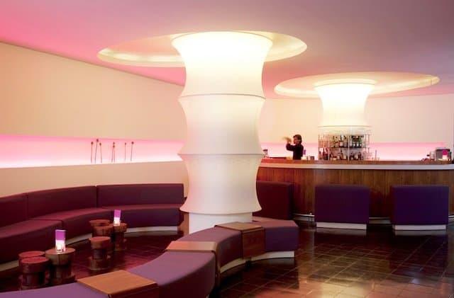 Ku Damm Hotel Berlin - unusual hotel lobbies on GlobalGrasshopper.com