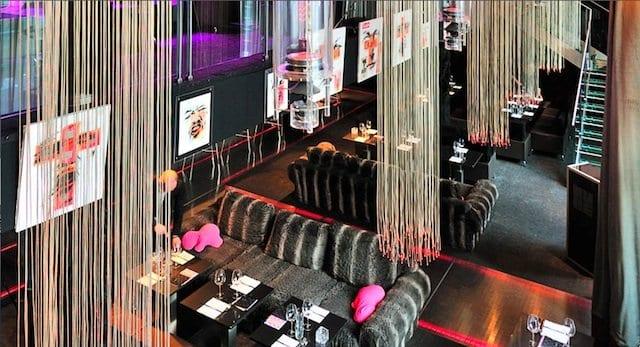 Kube Hotel Paris - unusual hotel lobbies on GlobalGrasshopper.com