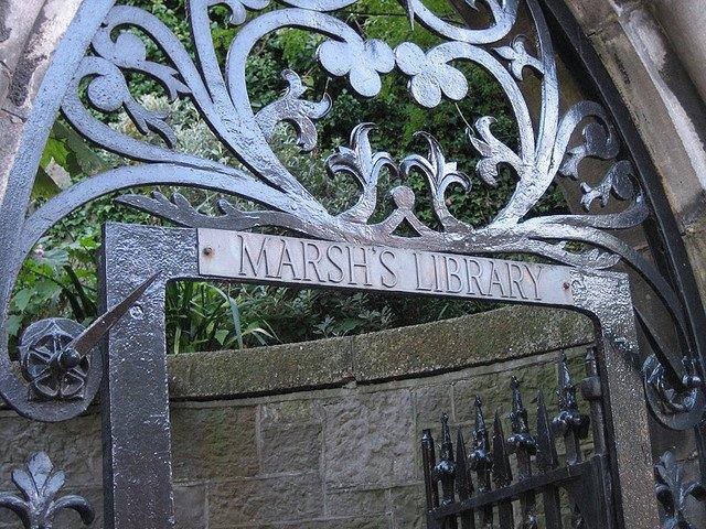 Marsh's Library Dublin - Literary Trail on GlobalGrasshopper.com
