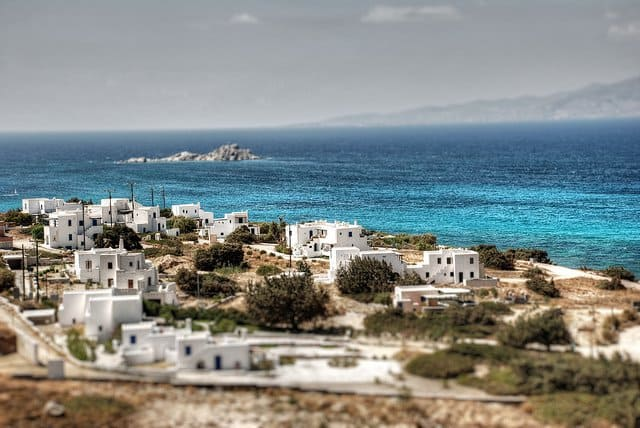 Naxos - most beautiful places to visit in Greece on GlobalGrasshopper.com