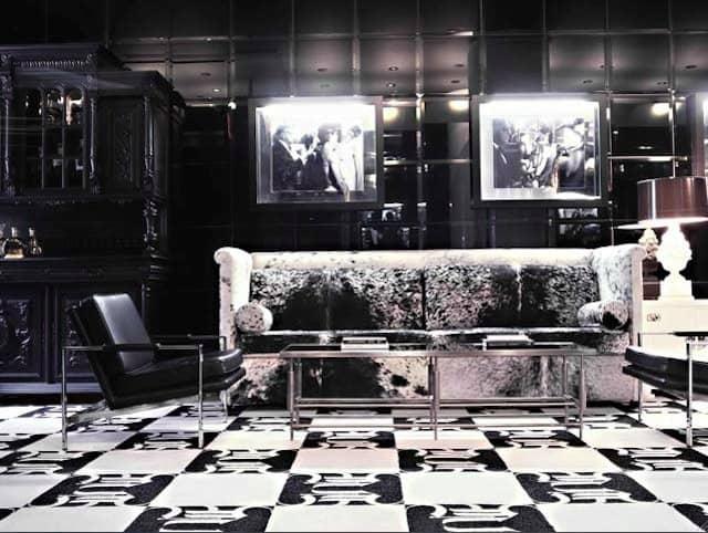 Night Hotel New York - unusual hotel lobbies on GlobalGrasshopper.com