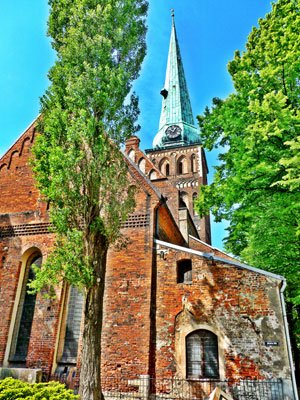 Old Church, Riga on GlobalGrasshopper.com