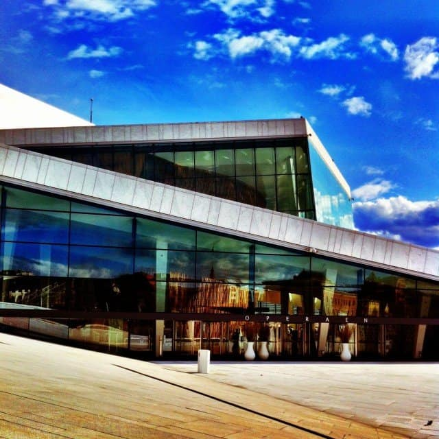 Opera House Oslo - things to do in Oslo, Norway on GlobalGrasshopper.com